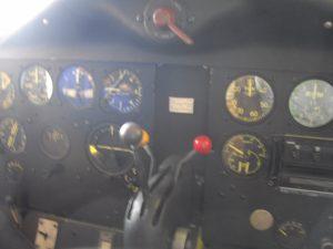 biplane console