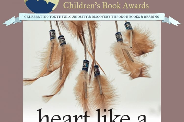 """Heart Like a Wing"" Wins Silver Moonbeam Award"